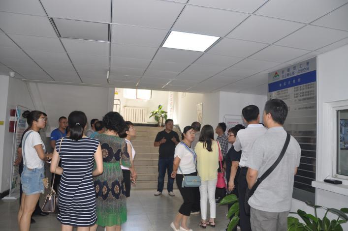 新疆警察学院信息安全工程系来我孵化器参观学习.png
