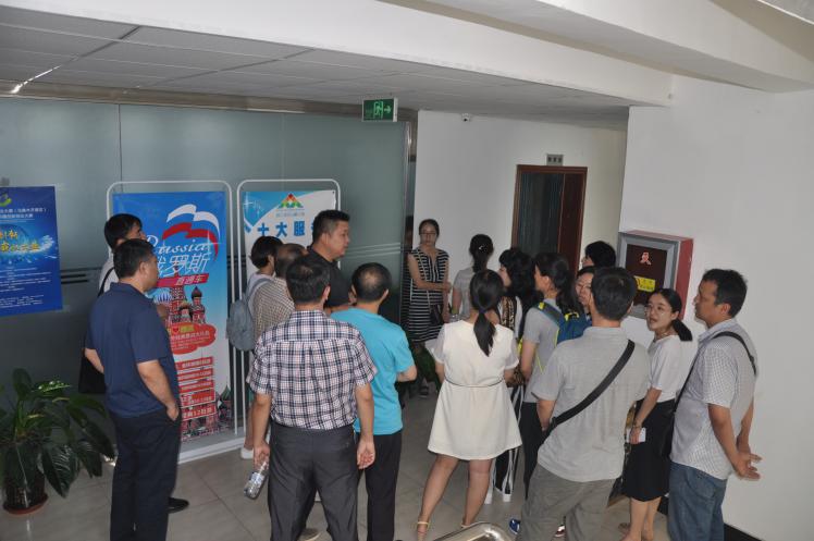 新疆警察学院信息安全工程系来我孵化器参观学习1.png